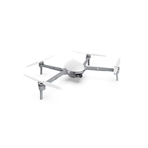 PowerVision PowerEgg X Explorer Aerial Drone, Autonomous Personal AI Camera, with Handheld Mode, Face Recognition, SyncVoice, 4K/60fps Camera, 3-Axis Gimbal