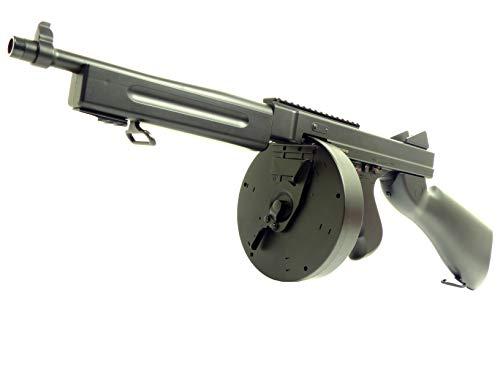 Seilershop Softair Gewehr elektrisch Trommel Magazin 800 Schuss 83cm 0,5J