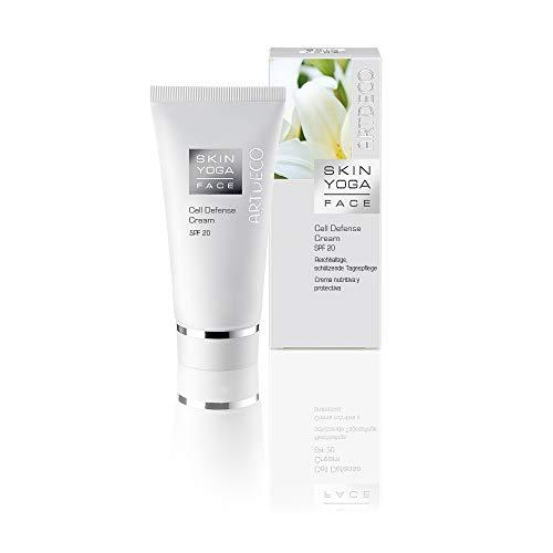 Artdeco Skin Yoga Face femme/woman, Cell Defense Cream SPF20, 1er Pack (1 x 50 ml)