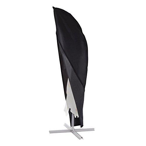 """WINSHEA Copriombrellone Copertura Banana Cantilever Large Umbrella Cover Fodera Protettiva per Ombrellone, Impermeabile Anti-UV per Ombrellone da Giardino Coperture per Esterno, 104.3"""" x 27.5"""""""