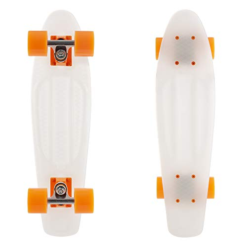 Retrospec Ten Toes Quip Complete Skateboard