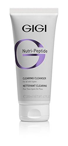 GIGI Nutri Peptide - Clearing Cleanser – Cleansing Gel 200ml 6.7fl.oz