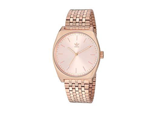 adidas Pulsera De Acero Relojes De Los Hombres Process_M1.6 Enlace Inoxidable, 20 Mm Anchura (Todo 0,38 Mm) De Oro Rosa