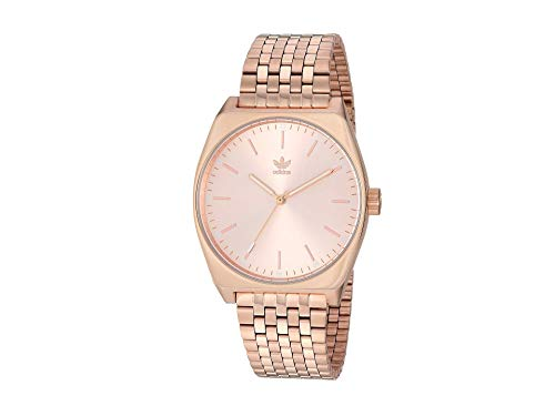 adidas Watches Process_M1. 6 Link Stainless Steel Bracelet, 20mm Width (All Rose Gold. 38 mm)