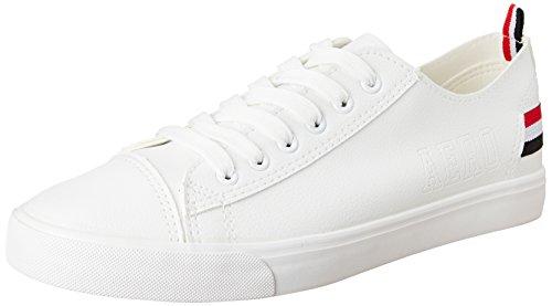Aeropostale Men's Jora White Sneakers- 6 UK/India (40 EU) (2601807001)