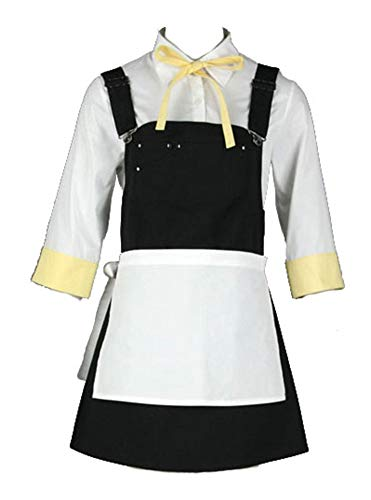 Chong Seng CHIUS Cosplay Costume Outfit for Alice Human Sacrifice Kagamine Rin Version 1