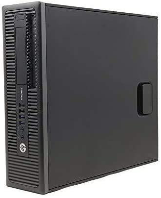 HP EliteDesk 800 G1 - Ordenador de sobremesa (Intel Core i5-4ª Gen, 8GB de RAM, Disco 2 TB HDD, Windows 10 Pro Upgrade ES 64) (Reacondicionado)