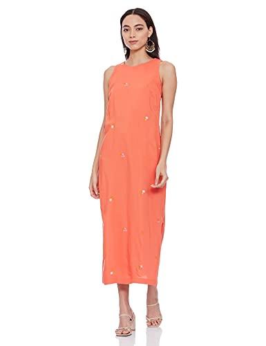 Amazon Brand – Eden & Ivy Women's Rayon A-Line Maxi Dress