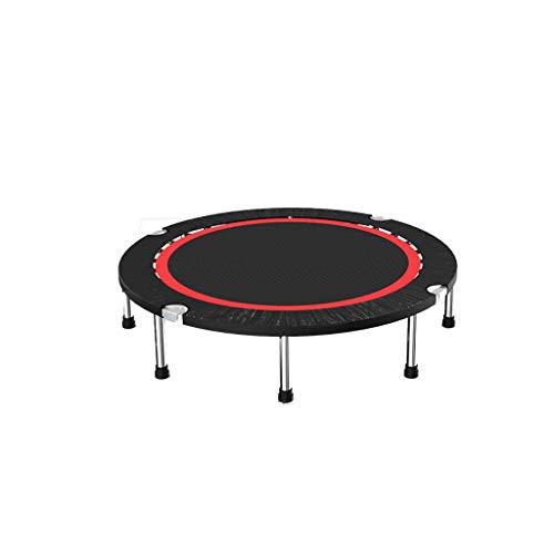ZXQZ Fitness Trampolin Trampolin, EIN Kleines Rückpralltrampolin Mit Federsystem, Kann für Aerobic-Übungen Zu Hause Verwendet Werden Trampolin Indoor (Size : 325kg)