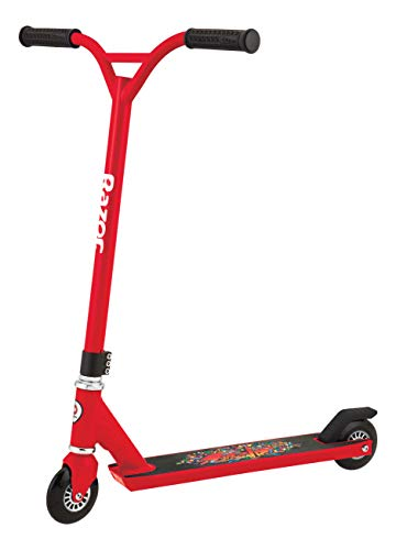 Razor Beast Kick Scooter - Patinete, color rojo