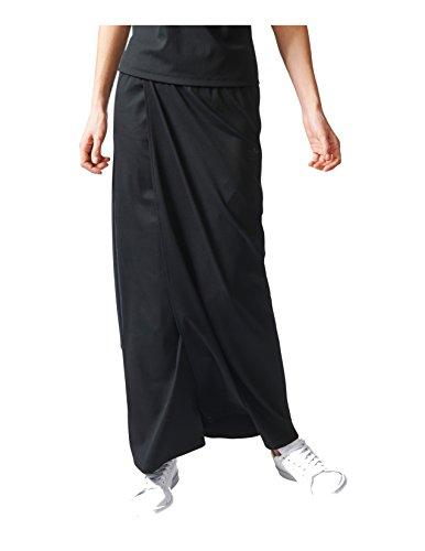 adidas Women's Originals Brklyn Heights Long Skirt Size XS Black