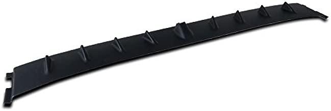 Spec-D Tuning For Mitsubishi Lancer Evo 8 9 Vortex Generator Roof Spoiler