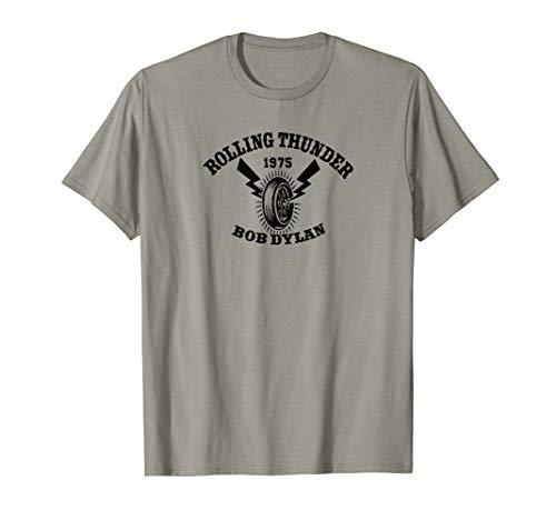 Bob Dylan - Rolling Thunder T-Shirt