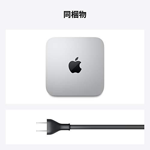 最新AppleMacminiAppleM1Chip(8GBRAM,512GBSSD)