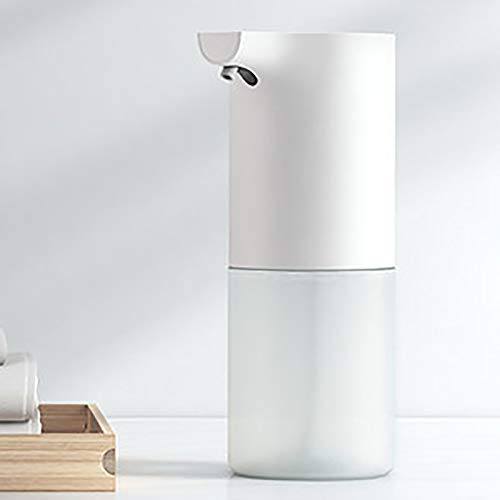 Touchless Infrared Induction Alcohol Spray Bottles, 320Ml Liquid Soap Dispenser, Touchless Hand Dispenser Suitable for Bathroom Kitchen,Amino Acid Type