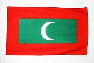 MALDIVES FLAG 2' x 3' - 马尔代夫扁平60 x 90 cm - 横幅 2x3 ft - AZ FLAG
