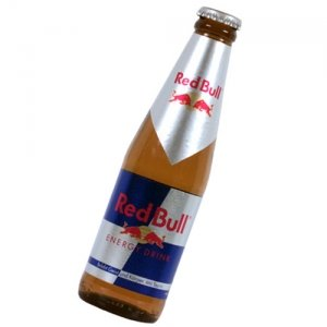 Red Bull - Glasflasche 0,25 l - 24 x 0,25 l