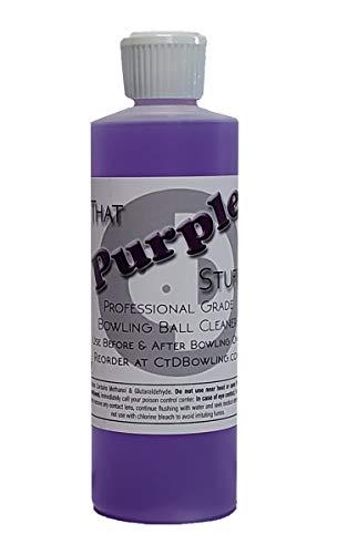 That Purple Stuff Bowling Ball Cleaner | 8 oz Bottle