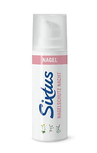 Sixtus Sixtuwohl Nagelschutz Cream Nacht Zur täglichen Behandlung der Nägel, 100 ml