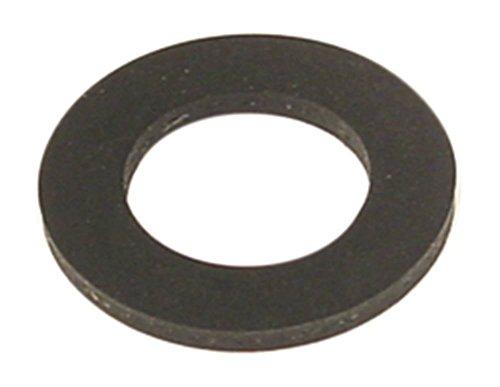 Meiko Flachdichtung für Spülmaschine FV40.2, FV40.2MIKE2, FV40.2 AB 2003 Aussen 24mm Innen 14mm Gummi Materialstärke 2mm