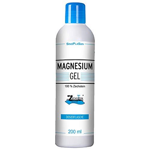 Magnesium Gel || 200 ml || 100% Zechstein inside || Magnesiumchlorid