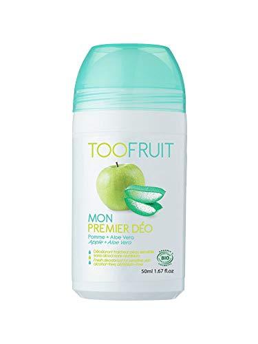 Toofruit Mon Premier Déo Pomme Aloe Vera 50 ml
