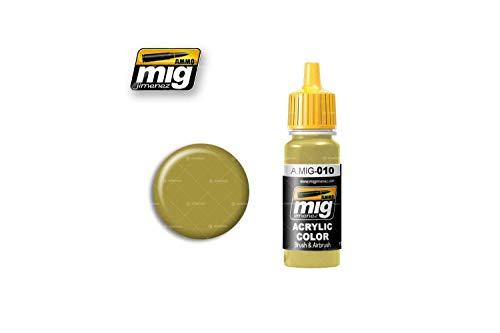 AMMO Munition mig-0010RAL 7028DUNKELGELB (Mid Krieg), Mehrfarbig