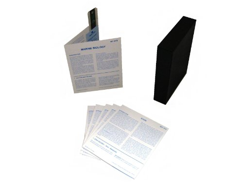 American Educational Microslide Marine Biology Set