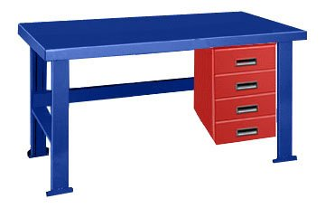 Pucel Alpha Drawer OFFer Benches Big With Bench Blue Work Don't miss the campaign