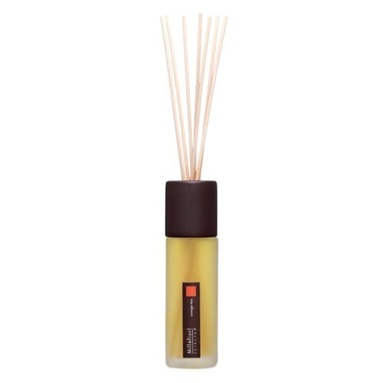 選択するかわす植木Millefiori SELECTED フレグランスディフューザー S オレンジティ SDIF-S-008 33PDOT