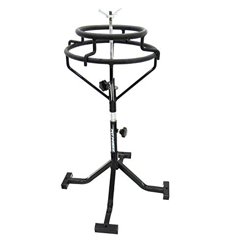 Pit Posse PP2753 Motorcycle Tire Changing Stand - Portable...