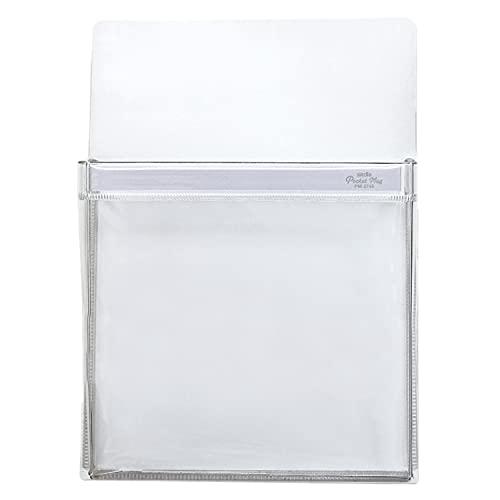 セキセイ ポケマグ A4サイズ ホワイト PM-2745