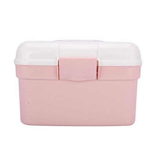 Review Of Vikye Storage Case, Household Multilayer Cabinet Kit Plastic Health Care Tool Storage Box ...