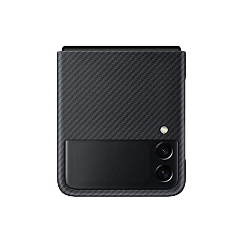 Samsung Aramid Cover per Samsung Galaxy Z Flip3 5G, Black