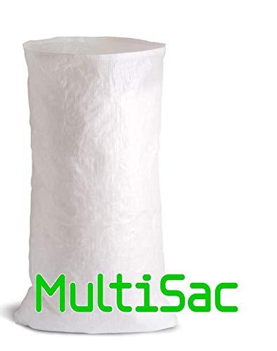 MULTISAC. 25 Sacos para escombros 50x80 cms.
