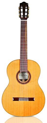 Cordoba Iberia F7 Paco Flamenco Konzertgitarre aus Nylon