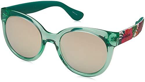 Havaianas Noronha/M Gafas de sol, Multicolor (Pttrn Grn), 52 para Mujer
