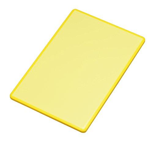トンボ軽い2色まな板34×23cmL2色のカラーで使い分けイエロー