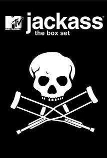 JACKASS - The Box Set - The Complete TV Series - Including 5 hrs. of unaired footage [4 DVD Box Set]