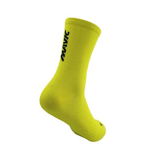 1 Pare Hombre Mujer Calcetines Deporte Colores Algodón