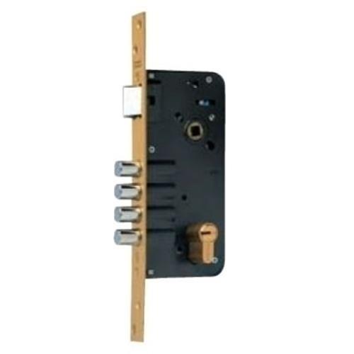 Yale-azbe 8912 - Cerradura seguridad -90 monoblock hs6 bicapa