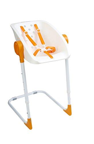Primo Charli Baby Shower Chair, White