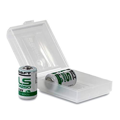 Saft LS14250–Pila, Packs 2 2er-Box