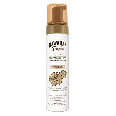 Hawaiian Tropic Self-Tanning-Foam light/medium