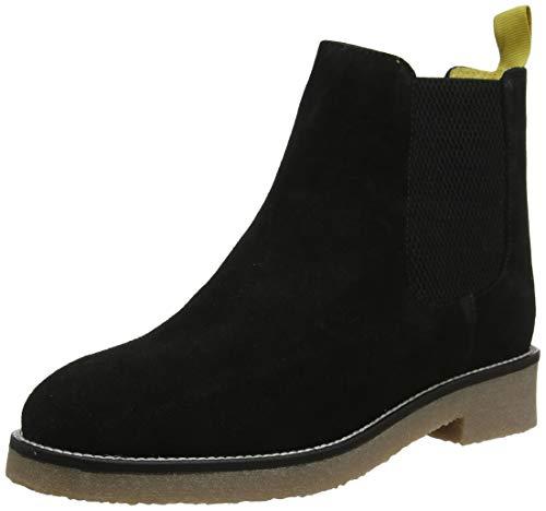 Tom Joule Damen Chepstow Chelsea Boots, Black True Black, 38 EU