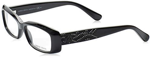 Giorgio Armani GA 972 807 135 Marcos de gafas, Mujer, Negro