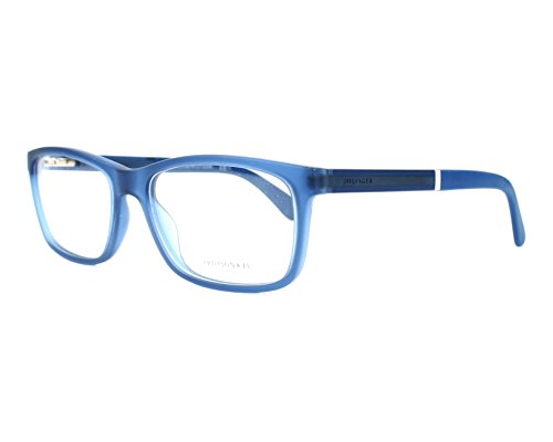 Tommy Hilfiger Frame Occh. Frame TRBLUEE BLUEET WITH DEMO LENS LENS
