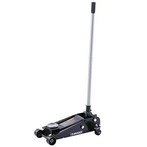 Fantastic Deal! Hydraulic Floor Jack Auto Truck Car Vehicle Lift Tool Double Plunger Heavy Duty Lift...