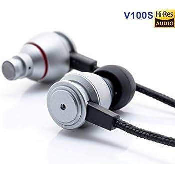 VOZA xBass シリーズ V100-S / ハイレゾ重低音イヤホン VOZA xBass V-100S/Hi-Res Earphones
