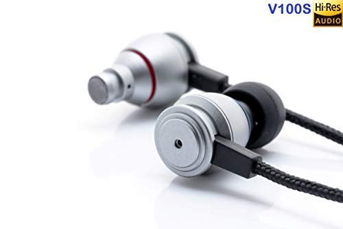 VOZA V100S ( xBass ) Hi-Res Dynamic Auricular